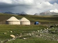 Экспедиция Трансмиссия 2018. Киргизия - территория гор.